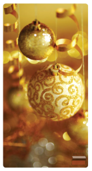 Golden Ornaments